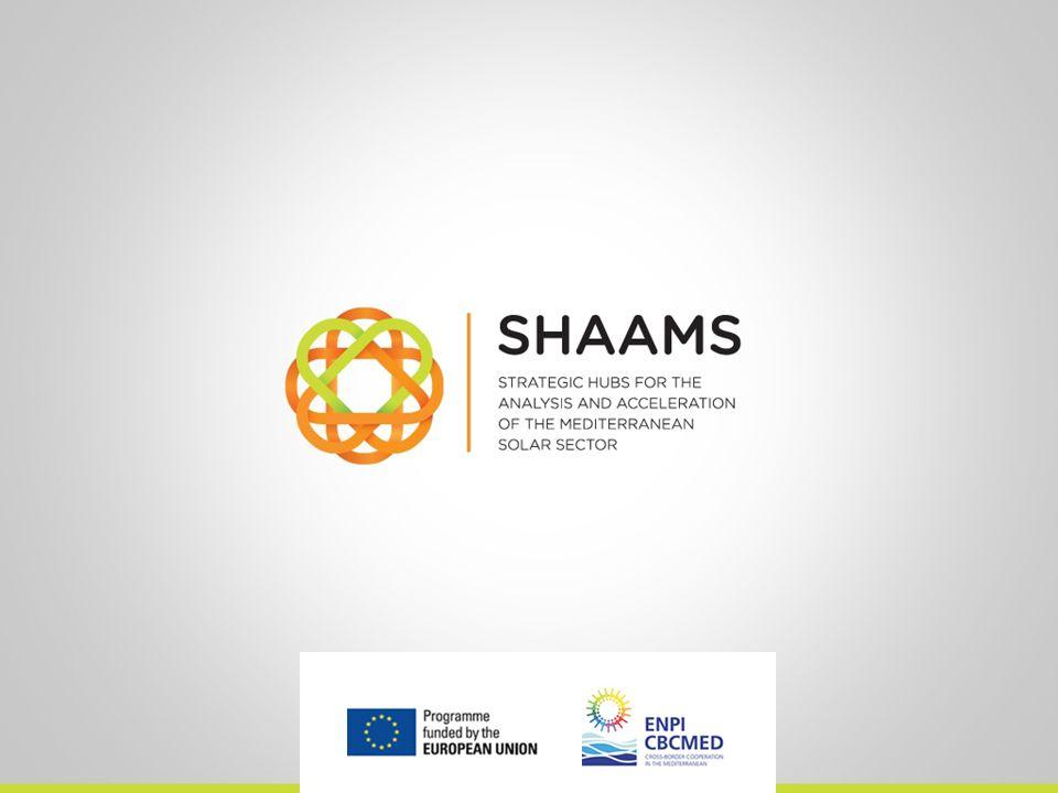 Η μεθοδολογία και τα αποτελέσματα του Ευρωπαϊκού Προγ/τος SHAAMS κατά τον 1ο χρόνο υλοποίησής του Μαρία Περακάκη Επιστημονική Συνεργάτις ΤΕΙ Κρήτης Οικονομολόγος, M.Sc.