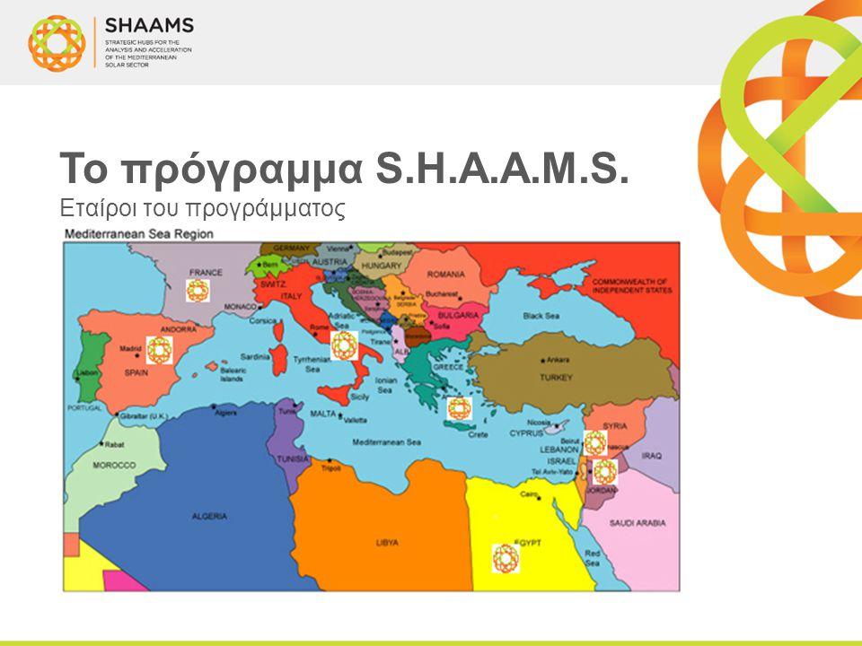 Στάδιο 2 ο Αποτύπωση της υφιστάμενης κατάστασης (state-of-the-art) στην Κρήτη Οι αναλύσεις SWOT Δυνατά σημεία & ΕυκαιρίεςΑδύνατα σημεία & απειλές ΗλιοφάνειαΟικονομική κρίση της χώρας Ορισμένα χρηματοδοτικά προγράμματα & επενδυτικά κίνητρα λειτουργούν καλά Έλλειψη παροχής κεφαλαίων από τράπεζες Σωστή εξειδίκευση των ΜΜΕ του κλάδου και των εμπλεκόμενων επαγγελματιών Αδυναμία του κράτους να προσφέρει ισχυρά επενδυτικά κίνητρα ΚΕΝΑΚΕυρεία χρήση ορυκτών καυσίμων Ευρωπαϊκοί και εθνικοί στόχοι για ΑΠΕ Γραφειοκρατία για αδειοδότηση νέων επενδύσεων στην ηλιακή ενέργεια