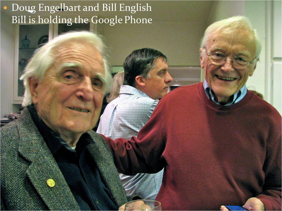  Ο πρώην τεχνικός πολεμικών ραντάρ, Douglas Engelbart, διεύθυνε την εφεύρεση του πρώτου ηλεκτρονικού υπολογιστικού ποντικιού στα μέσα της δεκαετίας τ