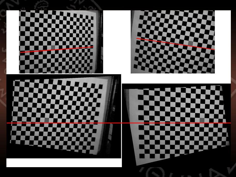 • Γίνεται να δημιουργηθούν εικόνες απαλλαγμένες από σφάλματα ακτινικής διαστροφής. • Με τις αντίστροφες σχέσεις υπολογίζονται σημεία της αρχικής εικόν