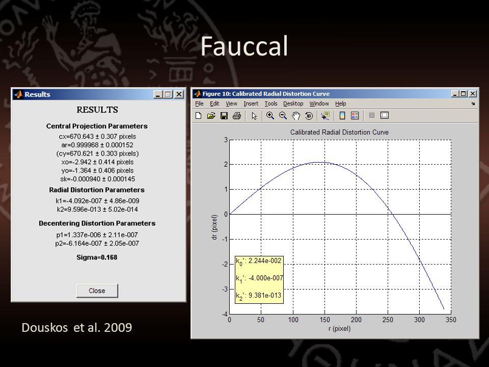Fauccal Douskos et al. 2009