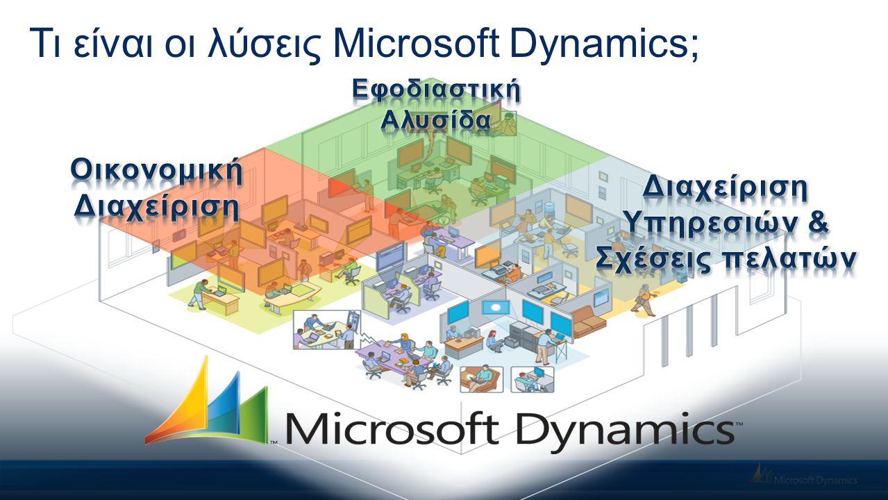 Επόμενα βήματα Εκμεταλλευτείτε την προσφορά μας που προσφέρει έως και 75% έκπτωση στις άδειες χρήσης του Microsoft Dynamics NAV για τους 5 πρώτους χρήστες!!.