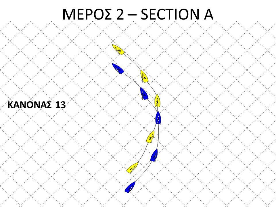 ΜΕΡΟΣ 2 – SECTION A ΚΑΝΟΝΑΣ 13
