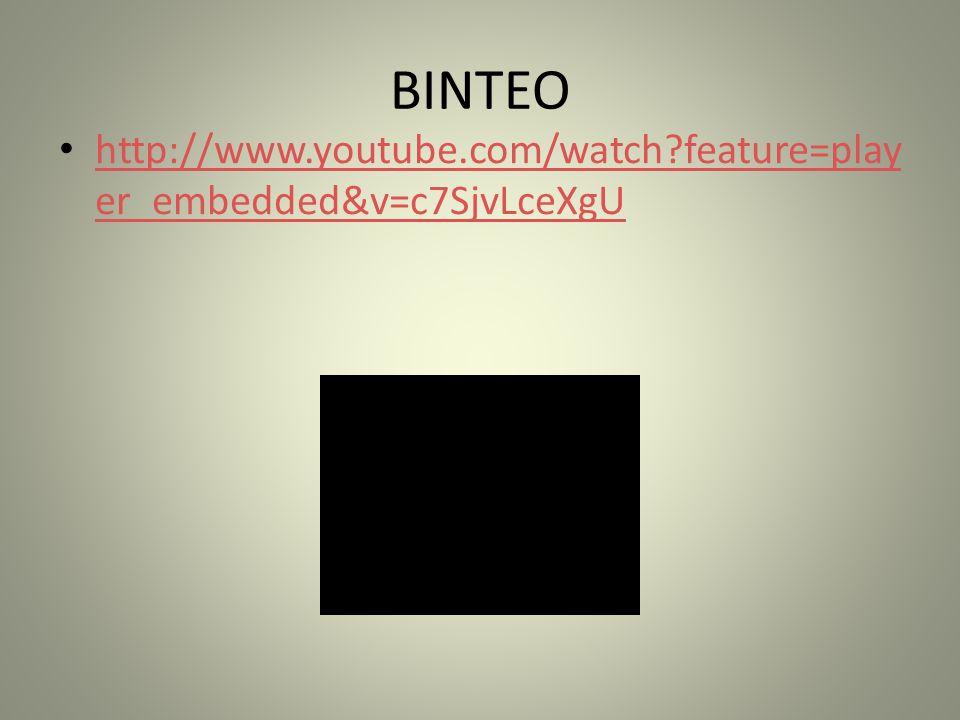 ΒΙΝΤΕΟ • http://www.youtube.com/watch?feature=play er_embedded&v=c7SjvLceXgU http://www.youtube.com/watch?feature=play er_embedded&v=c7SjvLceXgU