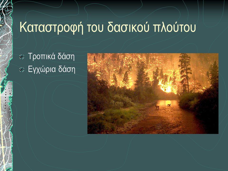 Το φαινόμενο του θερμοκηπίου Δ υνατή μελλοντική αλλαγή του υδρογειακού κλίματος