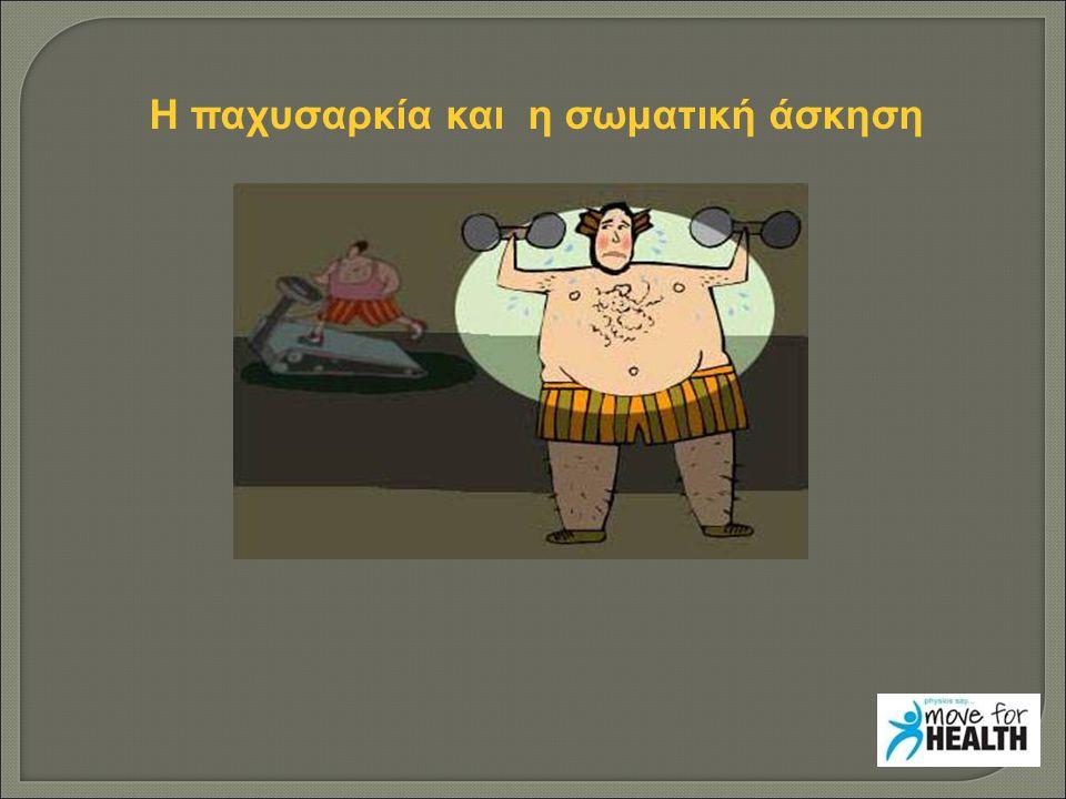  Η παχυσαρκία επάγει μία κατάσταση αντοχής στην ινσουλίνη με αυξημένο κίνδυνο εμφάνισης διαβήτη  80% των ατόμων με διαβήτη τύπου ΙΙ είναι παχύσαρκοι  Αυξημένα επίπεδα των κυκλοφορούντων ελευθέρων λιπαρών οξέων μπορεί να είναι η αιτία της ανθεκτικότητας στην ινσουλίνη  Ελεύθερα λιπαρά οξέα έχουν αποδειχθεί ότι αναστέλλουν την χρήση γλυκόζης που διεγείρεται από την ινσουλίνη στους μύες
