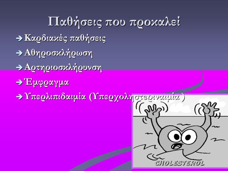 Αθηροσκλήρωση και Αρτηριοσκλήρυνση Η αρτηριοσκλήρυνση δεν είναι τίποτα άλλο από απώλεια της ελαστικότητας των αρτηριών.