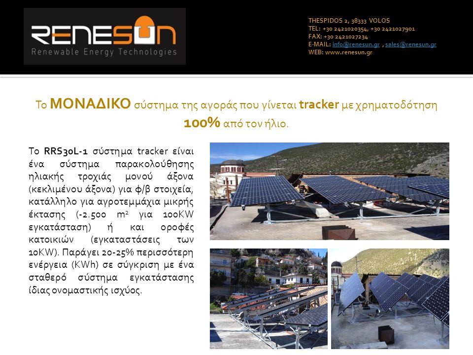THESPIDOS 2, 38333 VOLOS TEL: +30 2421020354, +30 2421027901 FAX: +30 2421027234 E-MAIL: info@renesun.gr, sales@renesun.grinfo@renesun.grsales@renesun