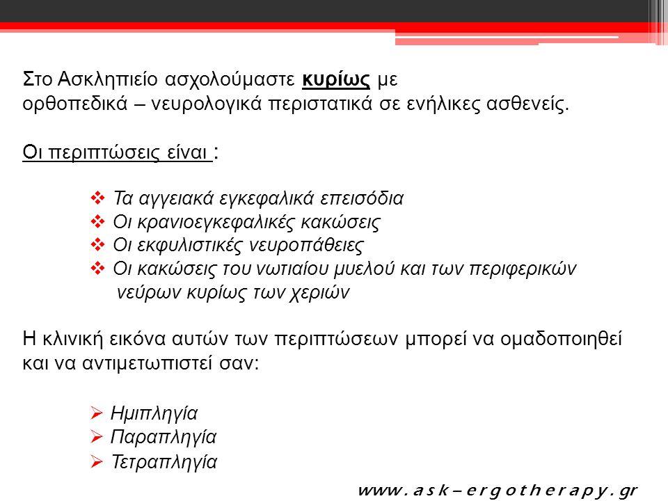 Παράδειγμα 2 ο : Θα αναλύσουμε την επιλεγμένη δραστηριότητα