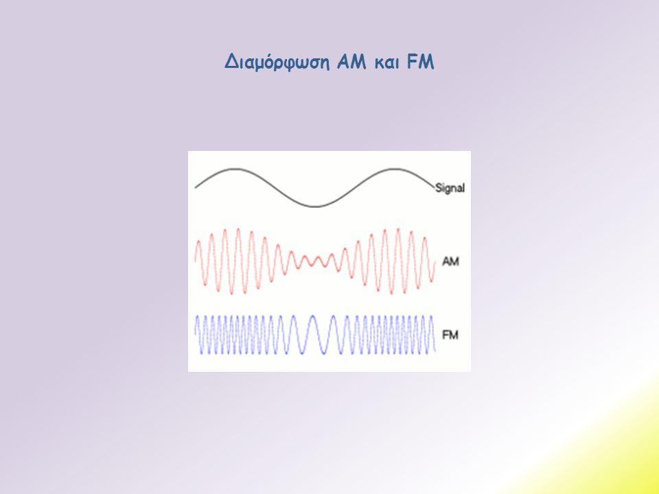 Διαμόρφωση ΑΜ και FM