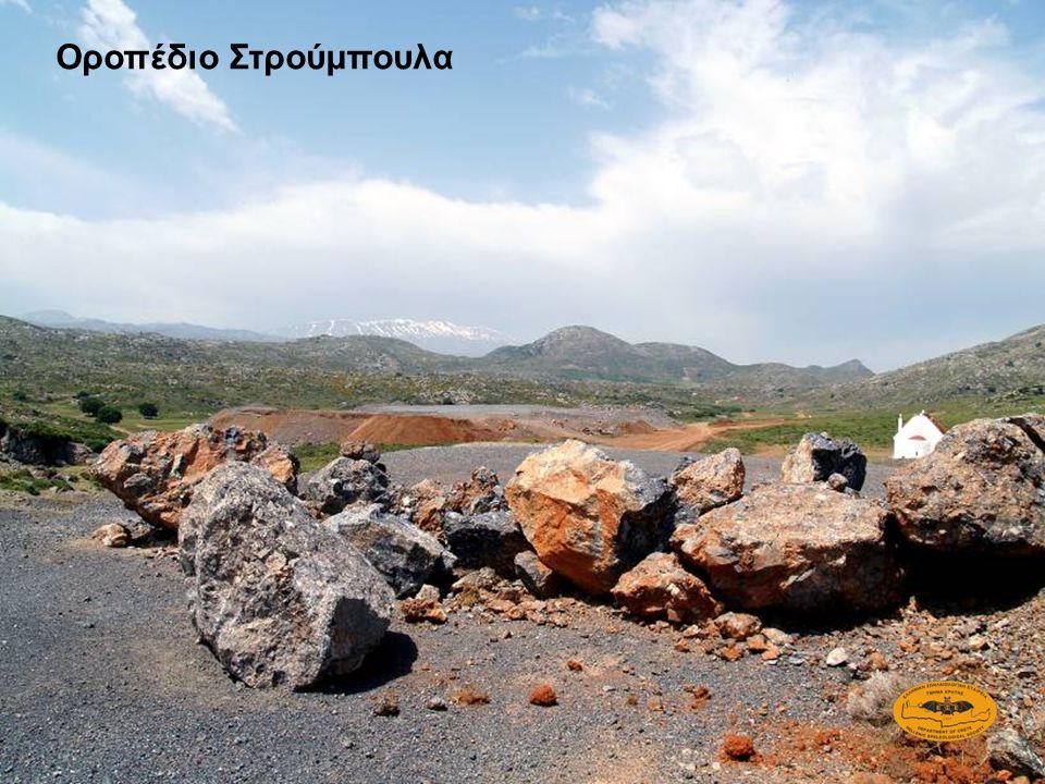 Νέα οδός Ηρακλείου-Ανωγείων