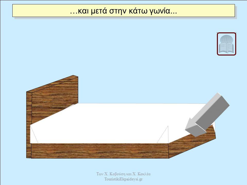Κάνουμε φάκελο στην πάνω γωνία Των Χ. Κοβούση και Χ. Κακλέα TouristikiEkpaideysi.gr
