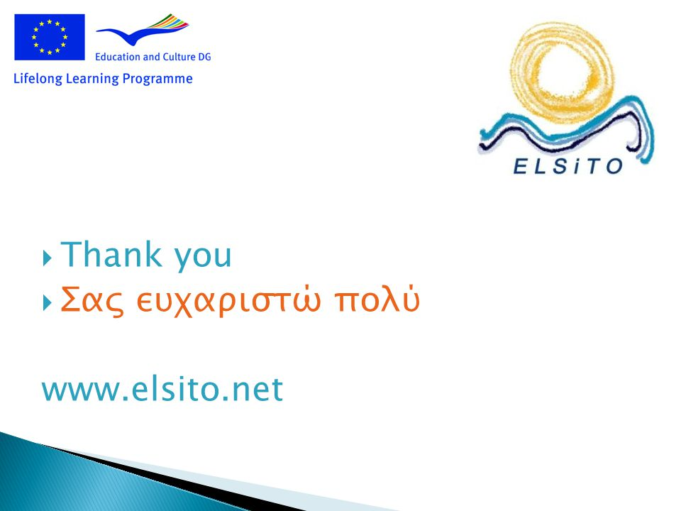  Thank you  Σας ευχαριστώ πολύ www.elsito.net