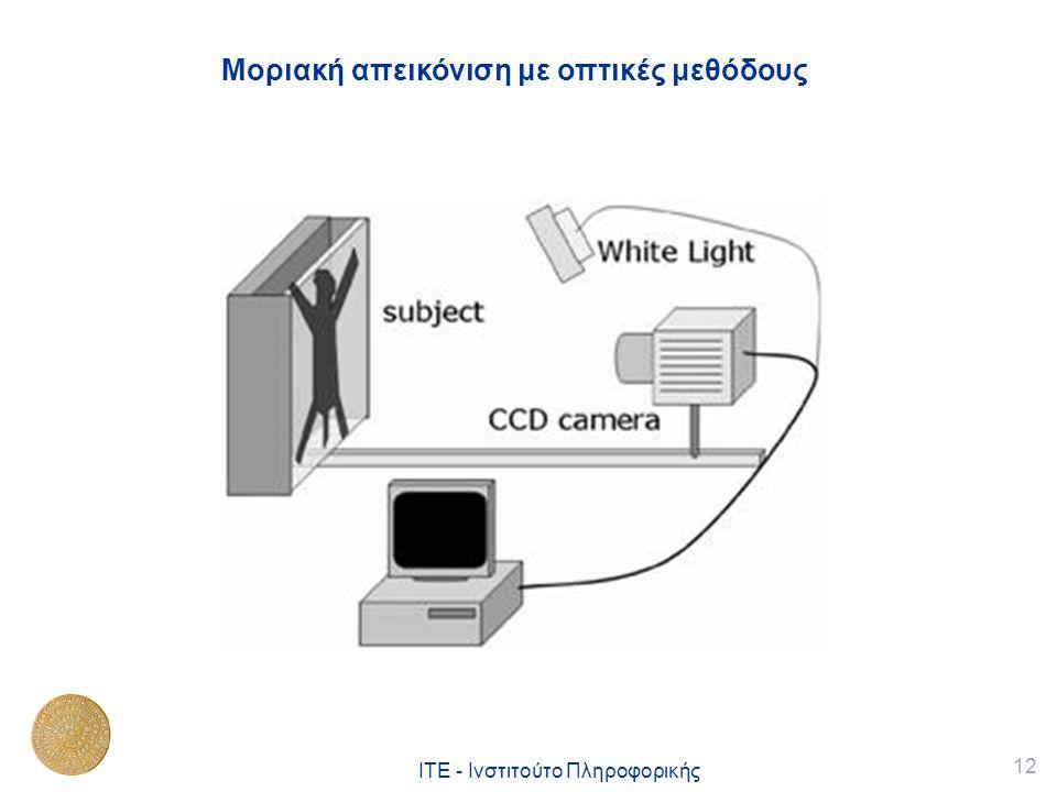 12 ΙΤΕ - Ινστιτούτο Πληροφορικής Μοριακή απεικόνιση με οπτικές μεθόδους