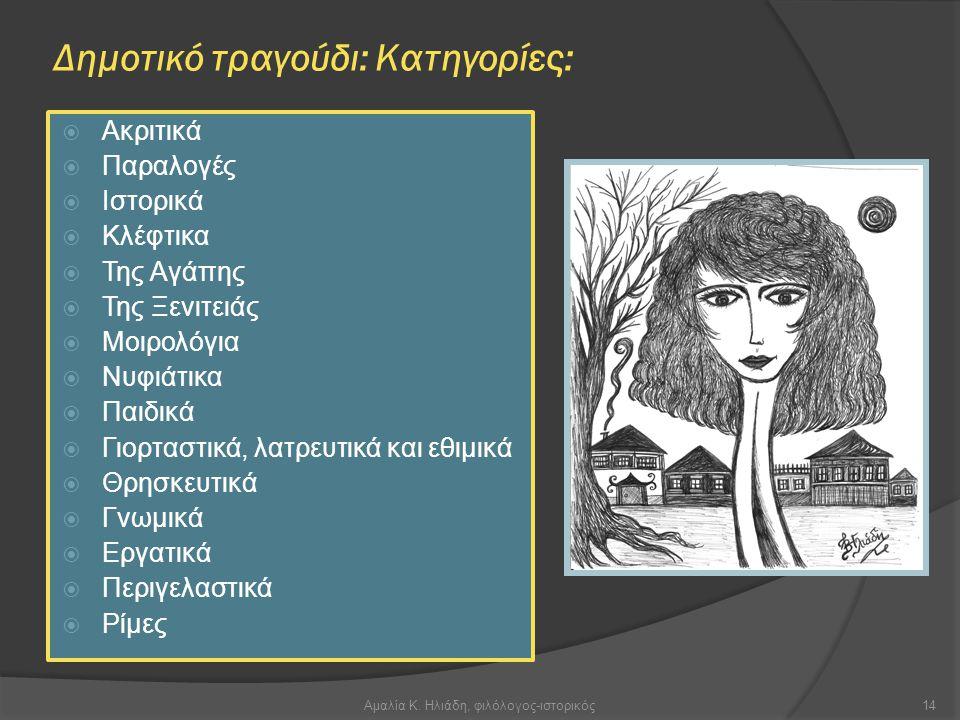 Δραματική ποίηση της Κρητικής Λογοτεχνίας:  Γεωργίου Χορτάτση, «Ερωφίλη» (τραγωδία)  Ιωάννη-Ανδρέα Τρωίλου, «Βασιλεύς ο Ροδολίνος»  Ανωνύμου, «Ζήνω