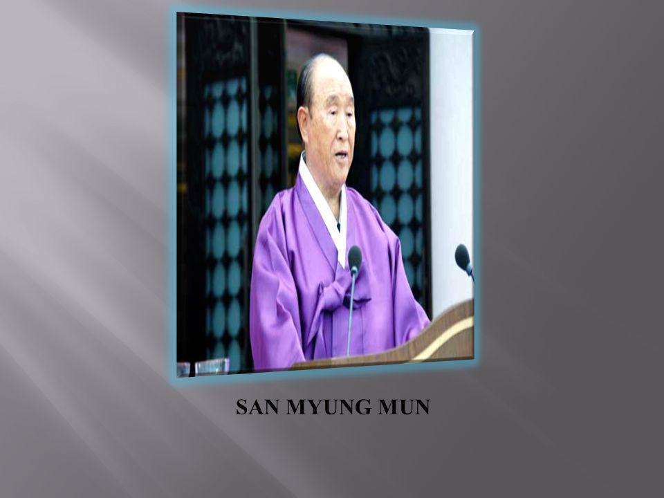 SAN MYUNG Μ UN