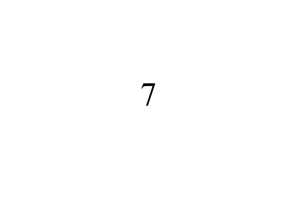 Αν είσαι από εκείνους που γράφουν το 7 με μία οριζόντια γραμμούλα στη μέση, πρέπει να ξέρεις το γιατί.