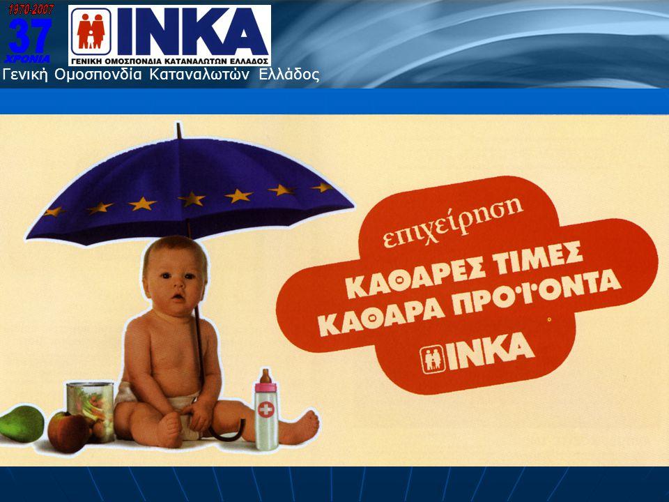 Γενική Ομοσπονδία Καταναλωτών Ελλάδος