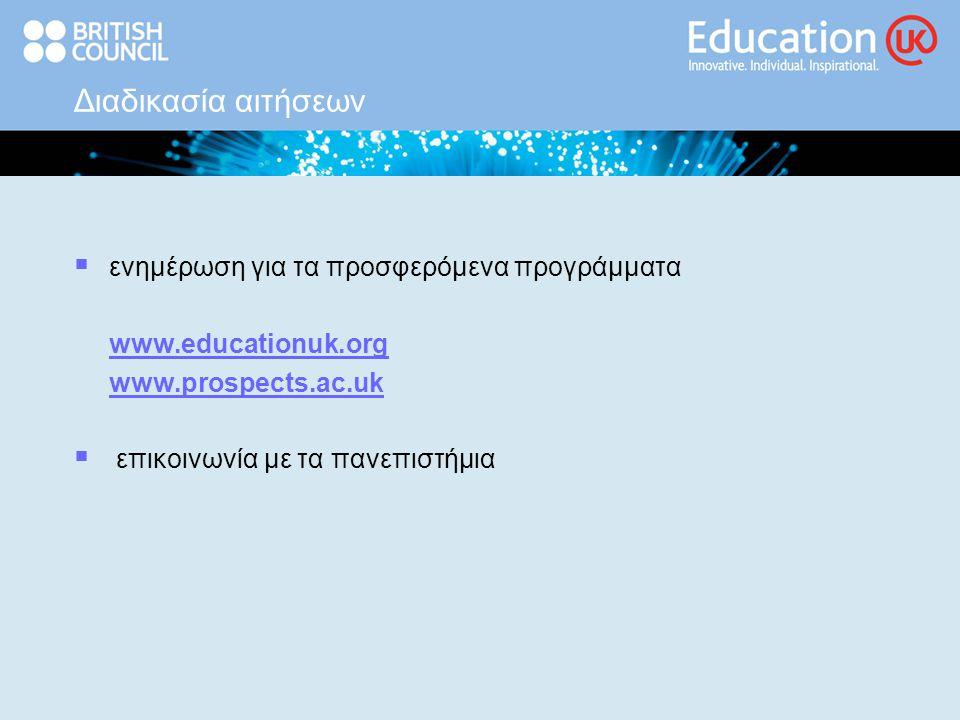 Education UK website – www.educationuk.orgwww.educationuk.org