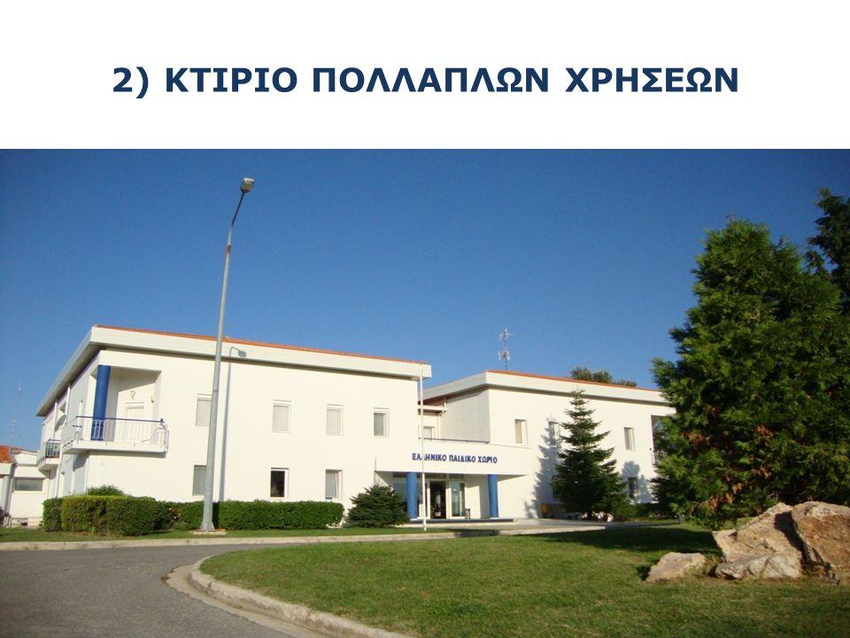 2) ΚΤΙΡΙΟ ΠΟΛΛΑΠΛΩΝ ΧΡΗΣΕΩΝ