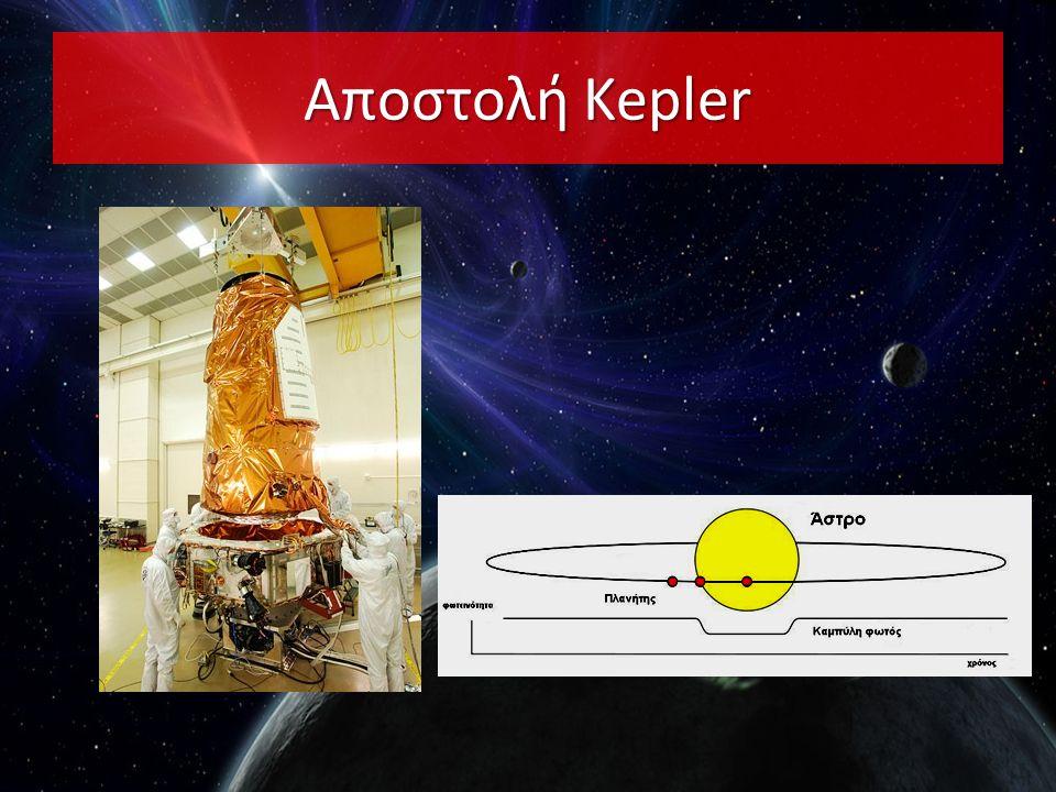 Αποστολή Kepler