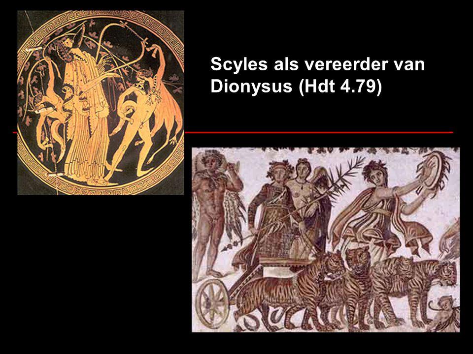 Scyles als vereerder van Dionysus (Hdt 4.79)