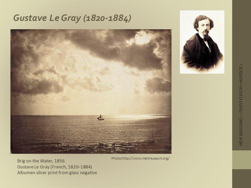 HDR IMAGING – ΠΑΡΟΥΣΙΑΣΗ «ΗΔΥΦΩΣ» H.P. Robinson (1830-1901) Fading Away, 1858 H.