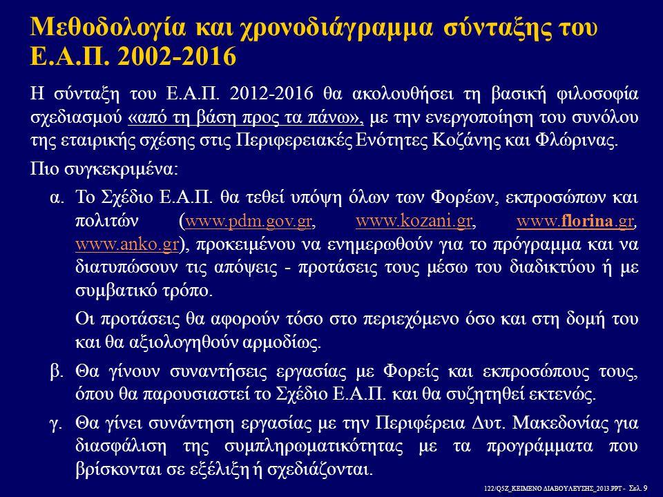 122/Q5Z_ΚΕΙΜΕΝΟ ΔΙΑΒΟΥΛΕΥΣΗΣ_2013.PPT - Σελ.10 δ.Θα γίνουν δημοσιεύσεις και συνεντεύξεις στα ΜΜΕ.