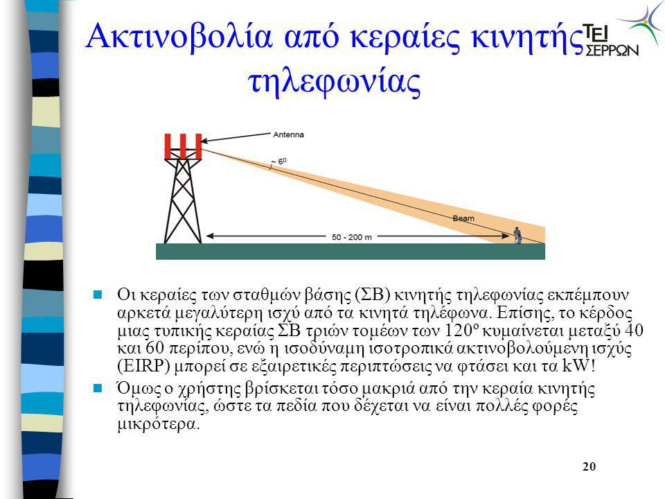 Πρακτικός Οδηγός Ελάττωσης Ακτινοβολίας από Κινητά  Ο σημαντικότερος παράγοντας που επηρεάζει τη χρήση του HFK, είναι η σύζευξη της ΗΜΑ που εκπέμπει