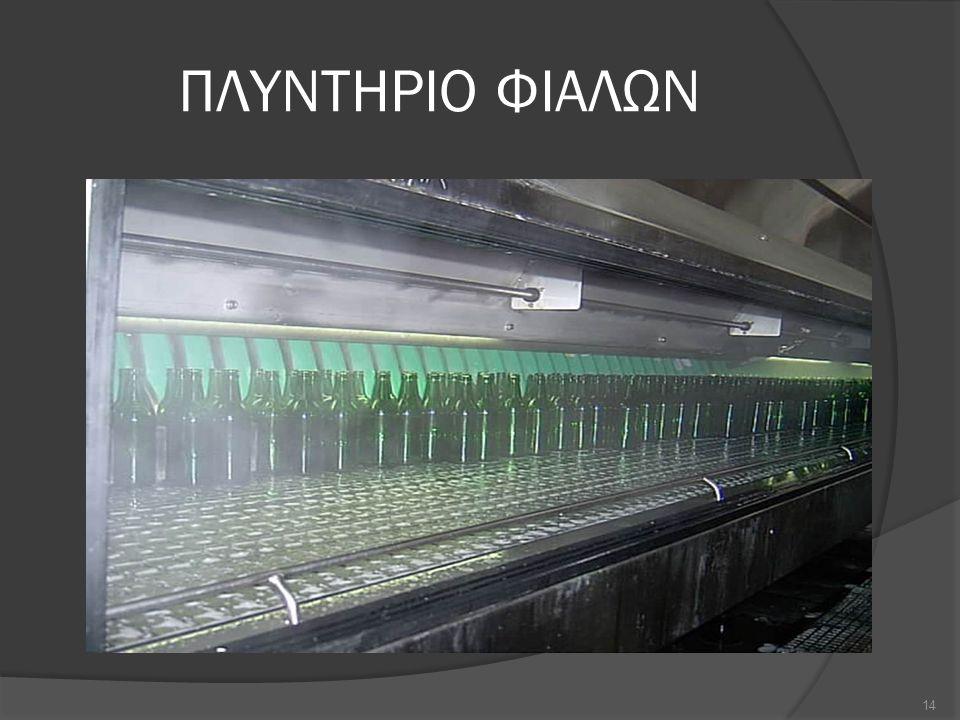 ΠΛΥΝΤΗΡΙΟ ΦΙΑΛΩΝ 14