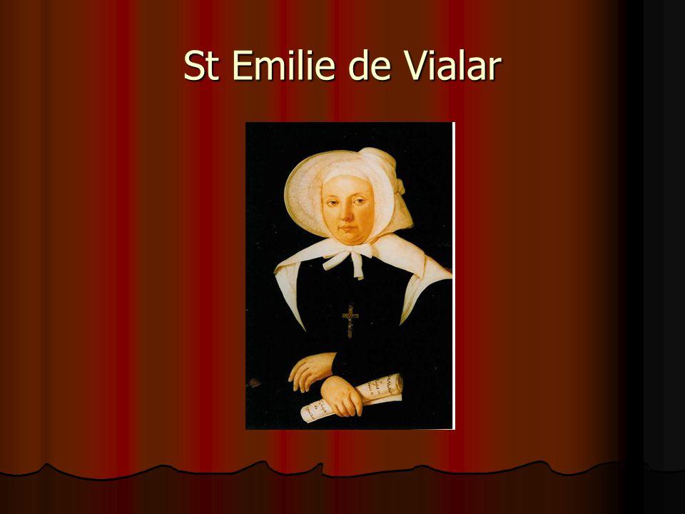 St Emilie de Vialar