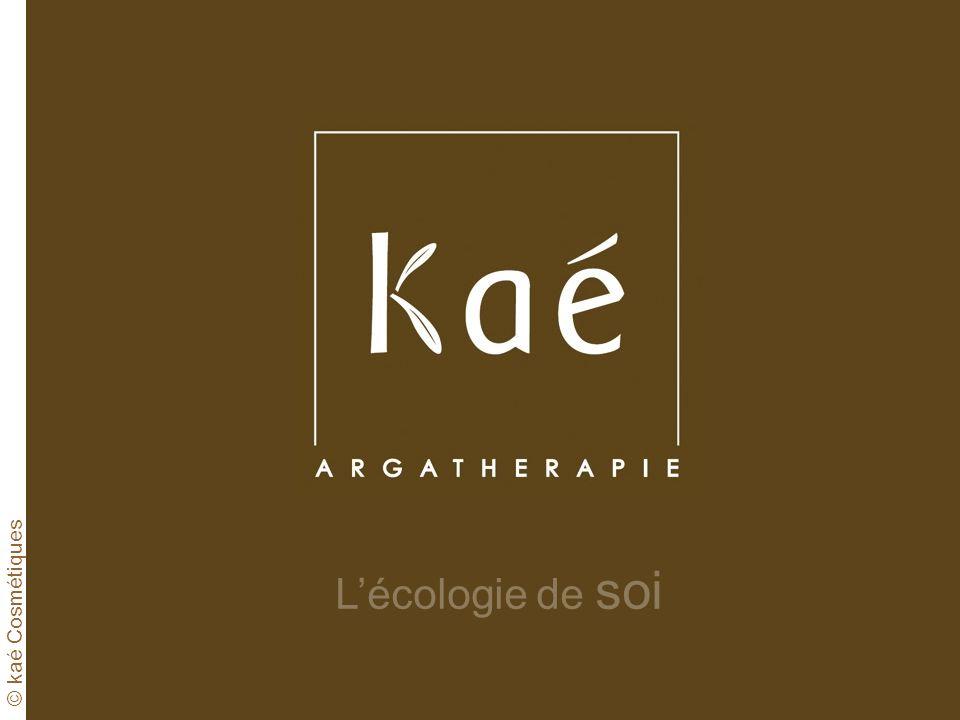 © kaé Cosmétiques L'écologie de soi