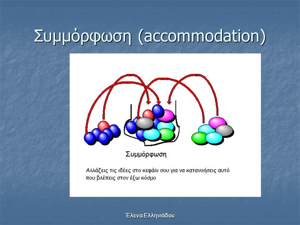 Έλενα Ελληνιάδου Αφομοίωση (Assimilation)