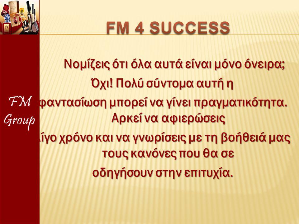 Η ιδέα του ιδρυτή της FM GROUP ήταν η δημιουργία μιας σειράς προϊόντων αρωματοποιίας πολυτελείας.