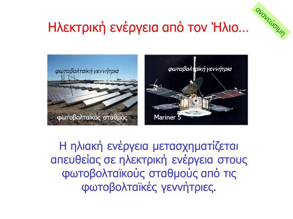 ανανεώσιμη Ηλεκτρική ενέργεια από υδατόπτωση τεχνητή λίμνη ροή νερού υδροστρόβιλος ηλεκτρογεννήτρια Ένας υδροηλεκτρικός σταθμός χρησιμοποιεί τη δυναμι