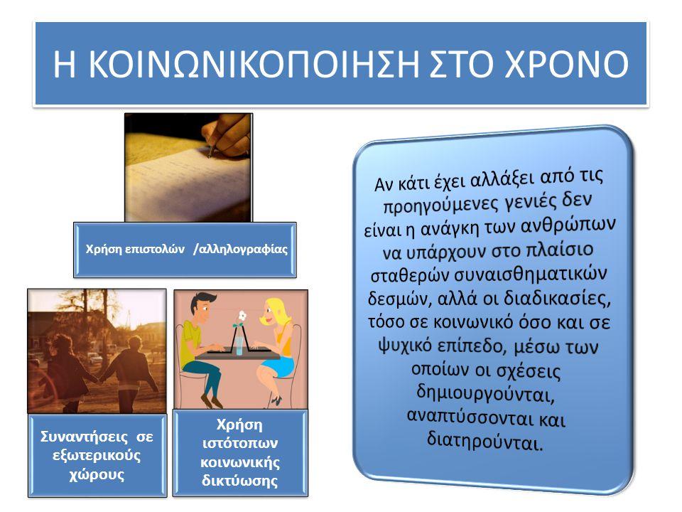 ΚΟΙΝΩΝΙΚΑ ΔΙΚΤΥΑ ΚΑΙ ΣΧΕΣΕΙΣ • 5 στους 10 Έλληνες κάνουν φιλίες µέσω των δηµοφιλών ιστότοπων κοινωνικής δικτύωσης.