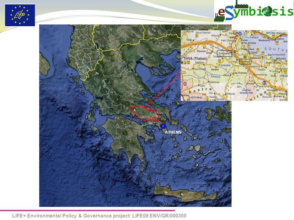 LIFE+ Environmental Policy & Governance project: LIFE09 ENV/GR/000300 eSYMBIOSIS ATHENS