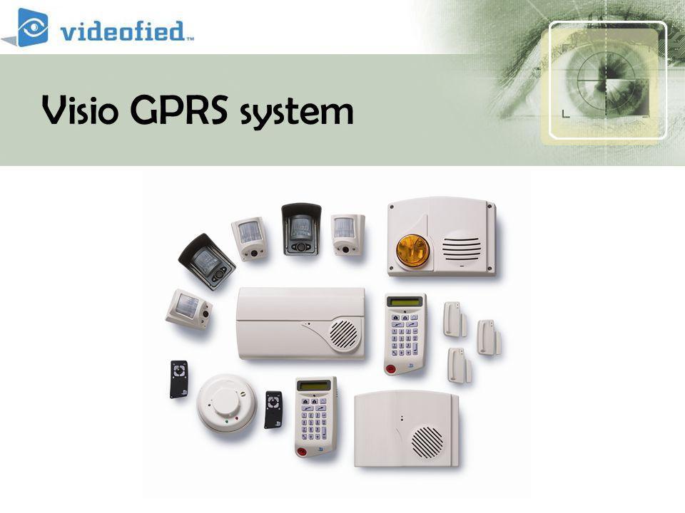 Visio GPRS system