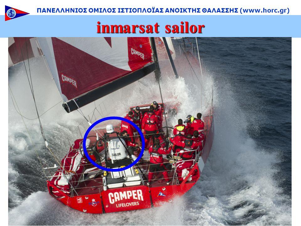 inmarsat sailor ΠΑΝΕΛΛΗΝΙΟΣ ΟΜΙΛΟΣ ΙΣΤΙΟΠΛΟΪΑΣ ΑΝΟΙΚΤΗΣ ΘΑΛΑΣΣΗΣ (www.horc.gr)