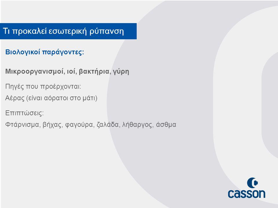 Αποκλειστικός Αντιπρόσωπος CASADRON GREECE για Ελλάδα Casson Ltd.