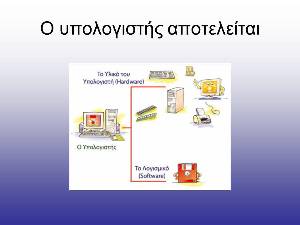 ΓΛΩΣΣΑ ΠΡΟΓΡΑΜΜΑΤΙΣΜΟΥ •Η γλώσσα που χρησιμοποιούμε για να γράψουμε ένα πρόγραμμα.