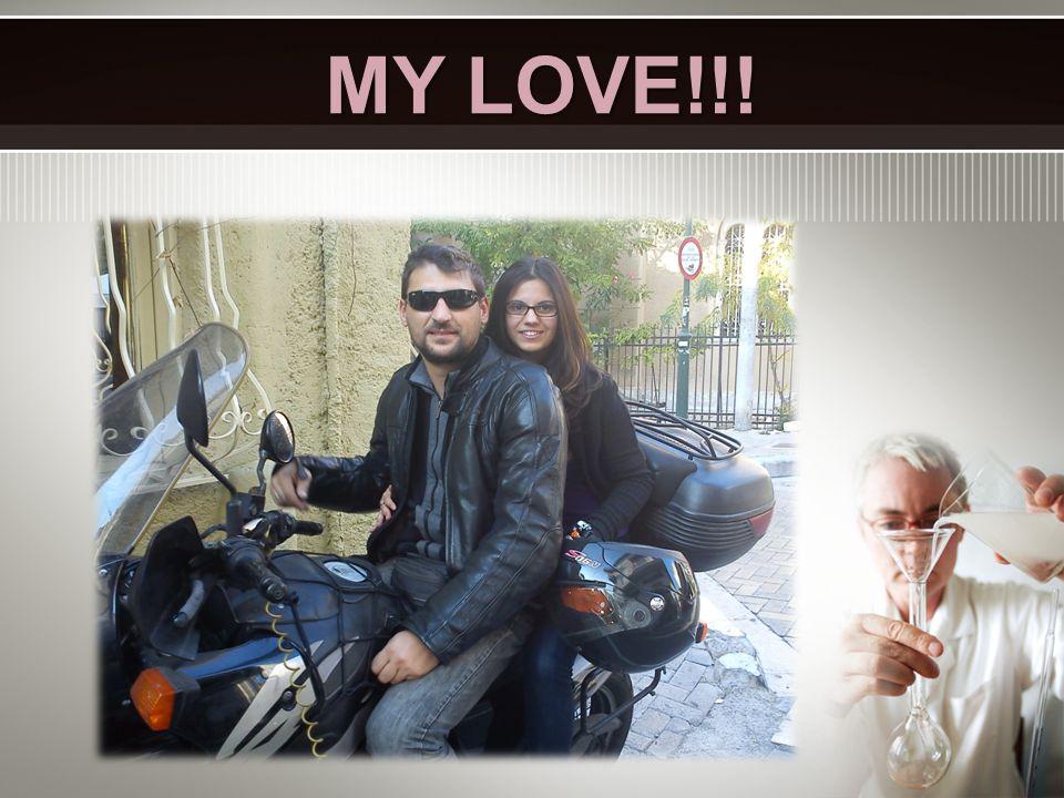 MY LOVE!!!