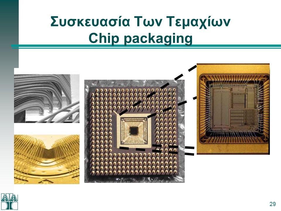 29 Συσκευασία Tων Tεμαχίων Chip packaging