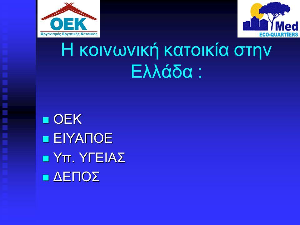 Τα εργαλεία διάδοσης -Δικτύωση Διεθνές Συνέδριο στην Αθήνα (Απρ.08)  υπογραφή Οικο-Χάρτας Αθηνών(*)  βάσεις για την επέκταση του δικτύου και σε άλλες μεσογειακές χώρες (Μάλτα, Κύπρος, Τυνισία, κ.λπ.) (*)«Οικολογική Χάρτα των Αθηνών για τις Μεσογειακές Οικο-γειτονιές» (αποφυγή σύγχυσης με την από το 1933 υπάρχουσα «Χάρτα των Αθηνών»)