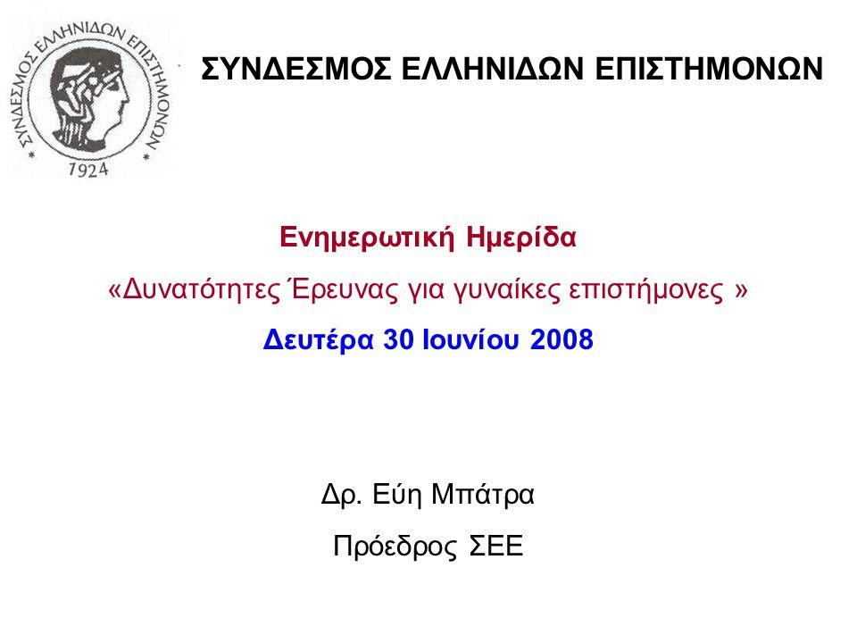 Ε.Π.«Απασχόληση & Επαγγελματική Κατάρτιση» Μέτρο 1.6.