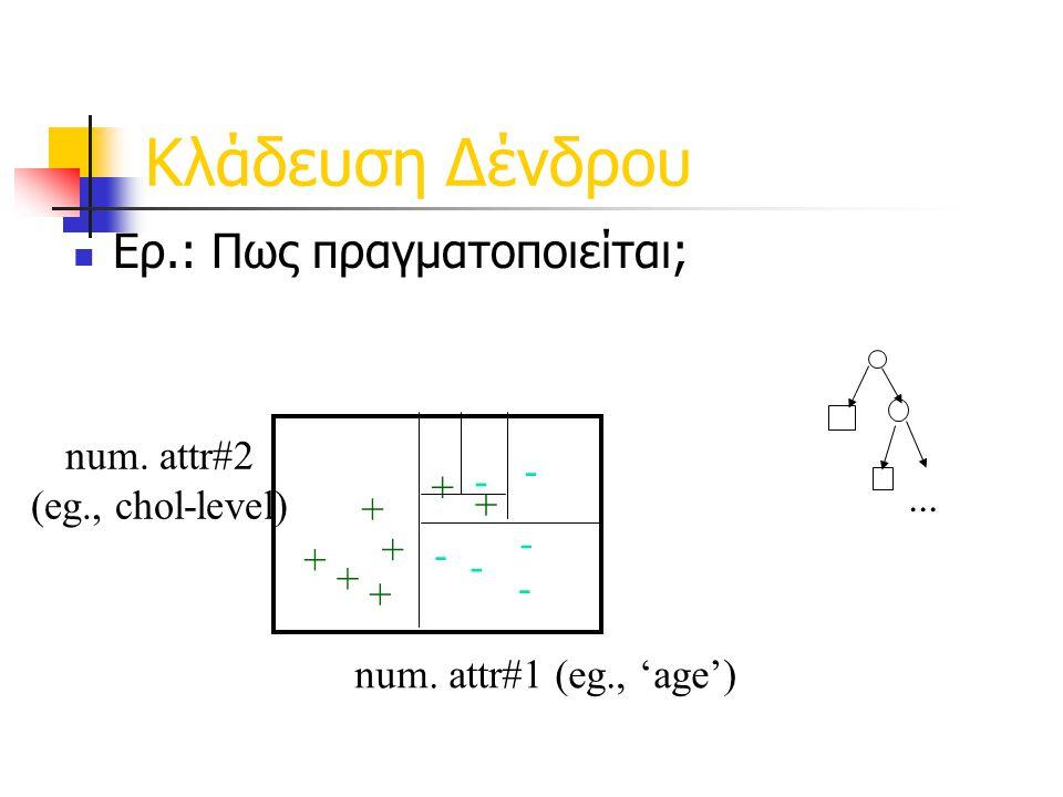 Κλάδευση Δένδρου  Ερ.: Πως πραγματοποιείται; num.