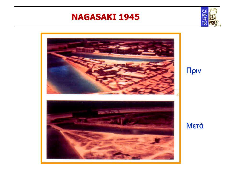 Εξέταση Ενεργός δόση (mSv) Κίνδυνος% CT άνω- κάτω κοιλίας 120.06000 CT θώρακος 100.05000 CT Πυέλου 80.04000 Πυελογραφία2.50.01250 Θωρακική μοίρα 1.40.00700 Κάτω κοιλία 0.60.00300 Θώρακας0.040.00020 Άκρα0.060.00003 Ενεχόμενος κίνδυνος από ακτινολογικές εξετάσεις