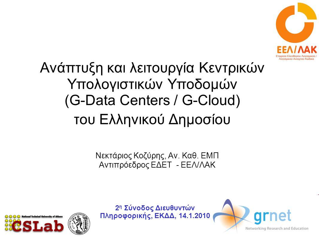 nkoziris@grnet.gr Σας ευχαριστώ πολύ www.pithos.gr 2 η Σύνοδος Διευθυντών Πληροφορικής, ΕΚΔΔ, 14.1.2010