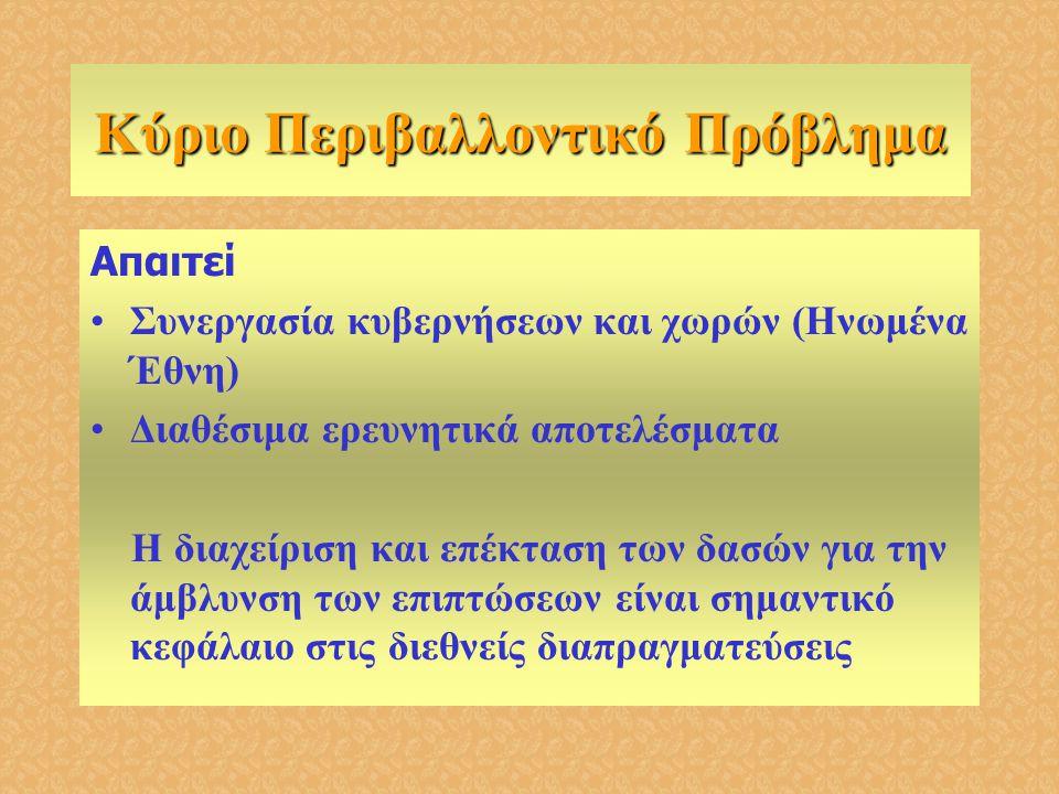 Στην Ελλάδα ΥΠΕΧΩΔΕ ΥΠΕΧΩΔΕ (έχει την ευθύνη για την εφαρμογή του πρωτ.