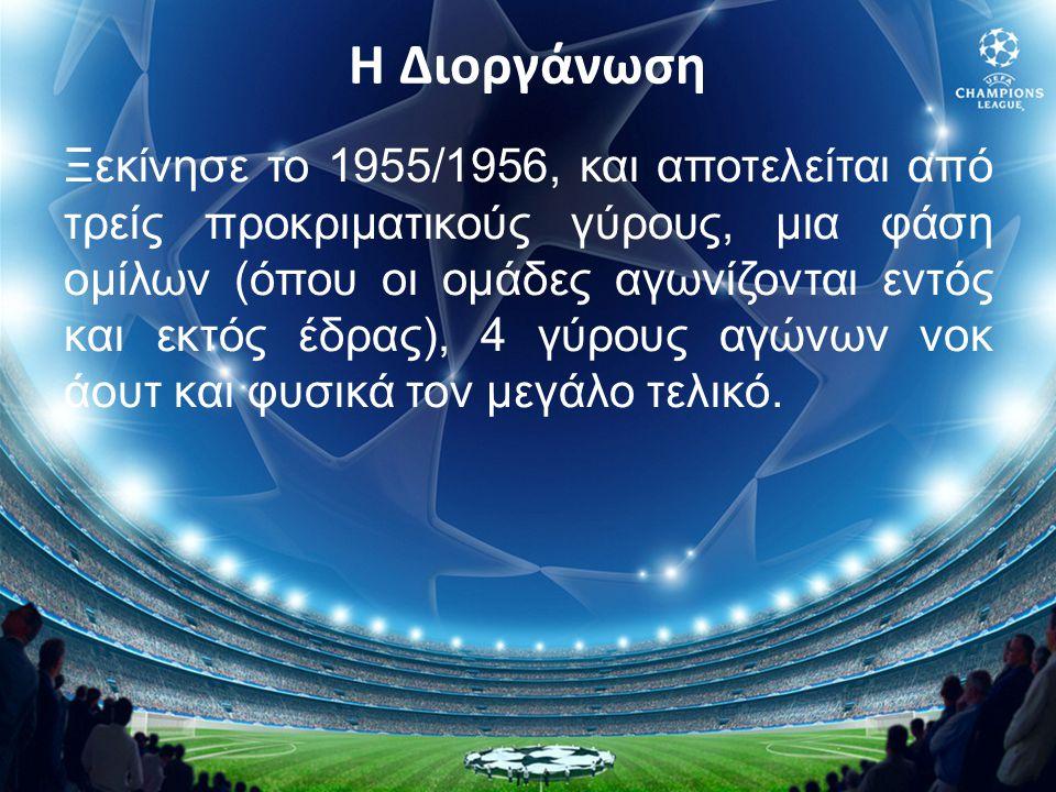Η Διοργάνωση Ξεκίνησε το 1955/1956, και αποτελείται από τρείς προκριματικούς γύρους, μια φάση ομίλων (όπου οι ομάδες αγωνίζονται εντός και εκτός έδρας